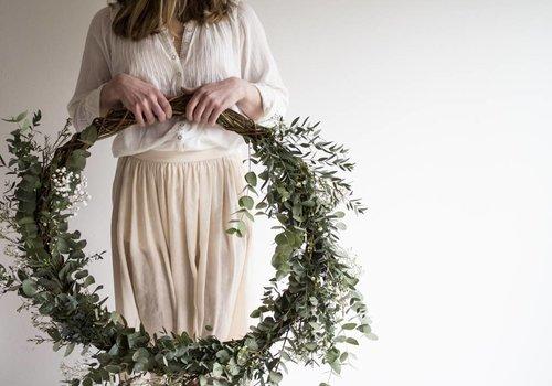 Wreath Tamar Ø 85 cm