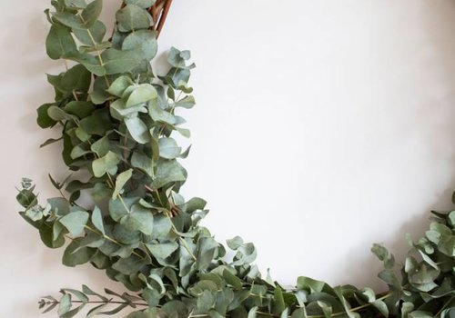 Krans Eucalyptus Ø 30 cm