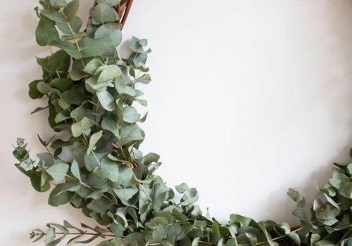 Wreath Eucalyptus Ø 30 cm