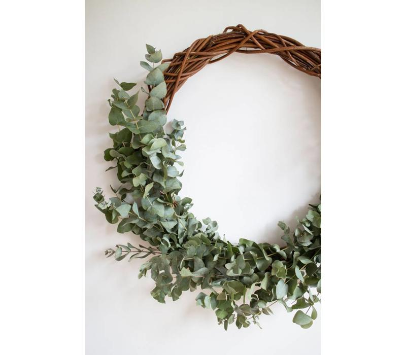 Krans Eucalyptus Ø 45 cm