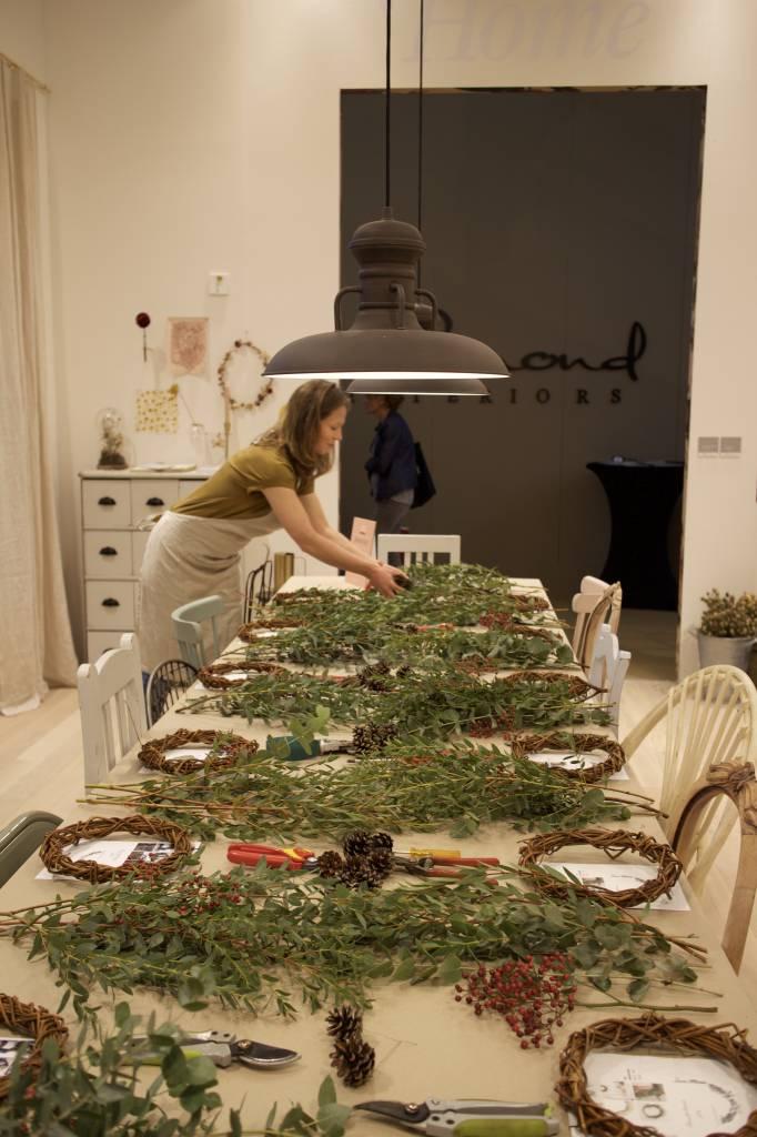 Bloemenatelier van Ariadne at Home.