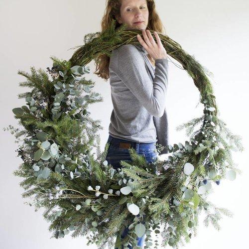 Blomsterkrans online winkel bijna van start!