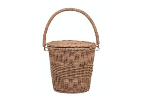 Olliella Big Apple Basket
