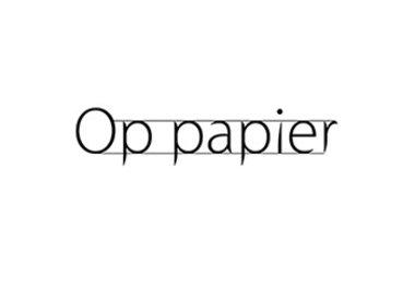 Op Papier