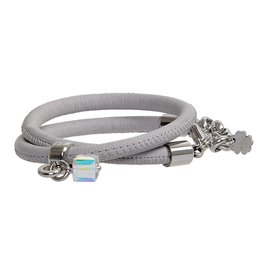 Pimps and Pearls Moesss Style 07 Pastel Grey