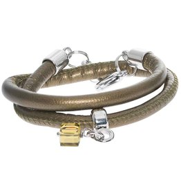 Pimps and Pearls Moesss Style 29 Metallic Olive