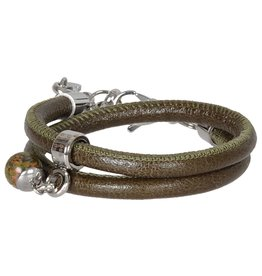 Pimps and Pearls Moesss Style Limited 04 Olive Pattern