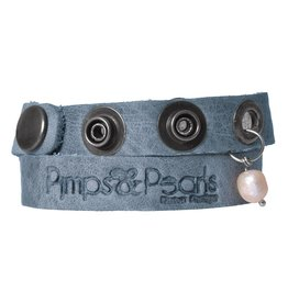 Pimps and Pearls Moesss Have Women 11W Soft Denim