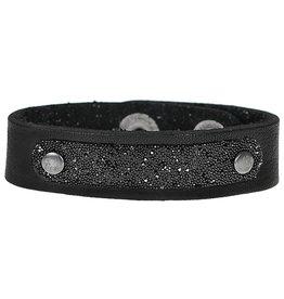 Pimps and Pearls Moesss Have Uno Swarovski 01 Black