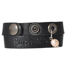 Pimps and Pearls Moesss Have XL 01W Black