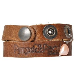 Pimps and Pearls Moesss Have XL 03W Cognac