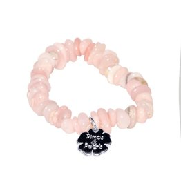 Pimps and Pearls Moesss Rocks 06 Roze Opaal