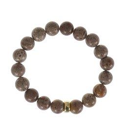 Pimps and Pearls Moesss Rocks Golden Circle 02 Kambala Red Jaspis