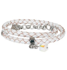 Pimps and Pearls Moesss Style Trenza 05 Pure White
