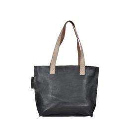 Pimps and Pearls Tasss 12 - Shopper Lys 01 Black