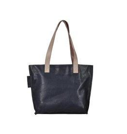 Pimps and Pearls Tasss 12 - Shopper Lys 08 Dark Blue