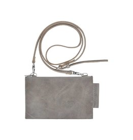 Pimps and Pearls Tasss 14 Travel Pouch 09 Soft Grey
