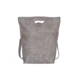 Pimps and Pearls Tasss 3 - XL Bag 309 Soft Grey