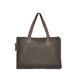 Pimps and Pearls Tasss 9 - XL Work & Go 06 Taupe