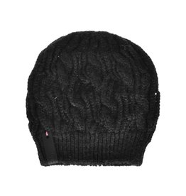 Pimps and Pearls Beanie Caban Muts BC00 Black