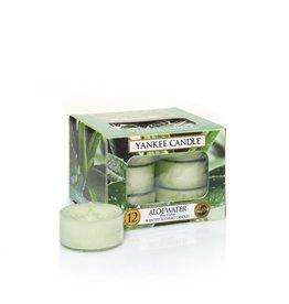 Yankee Candle Aloe Water Tea Lights