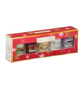 Yankee Candle The Perfect Christmas 5 Votive Gift Set Every