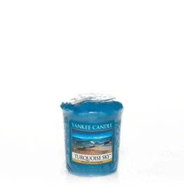 Yankee Candle Turquoise Sky Votive