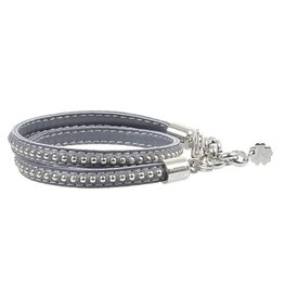 Pimps and Pearls Moesss Trendy Leder 03 Antra