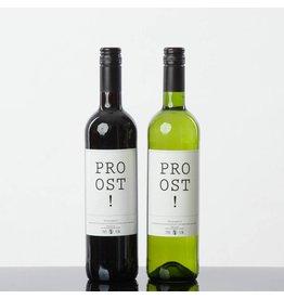 Flessenwerk Flessenwerk Proost wijn