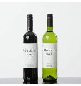 Flessenwerk Flessenwerk D(r)ankjewel wijn