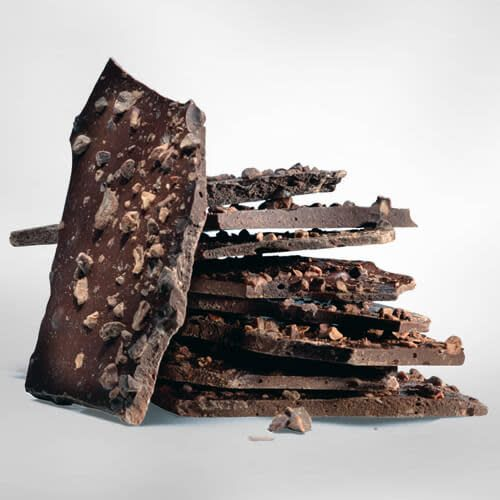 Belvas Chocolade brokken 100% puur