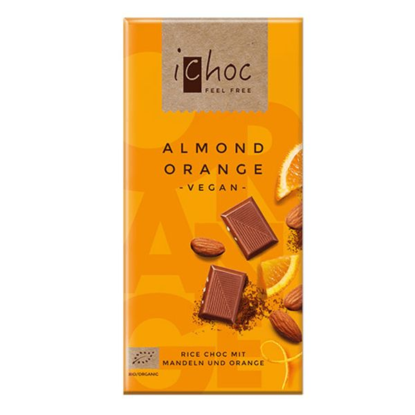 Ichoc Almond orange reep