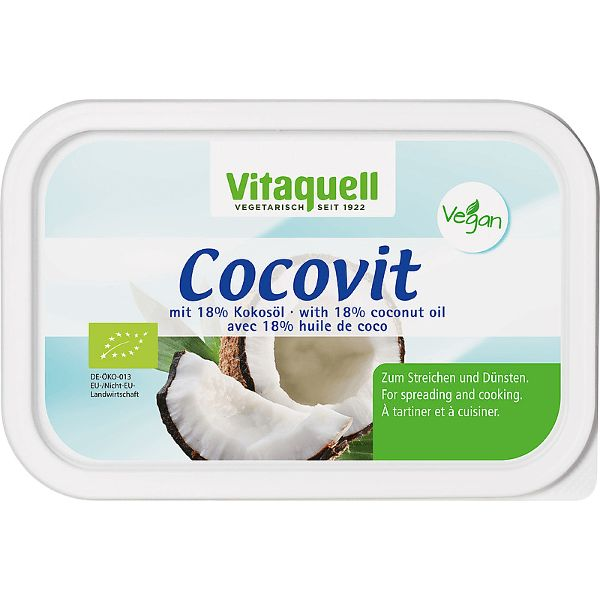 Vitaquell Kokos margarine