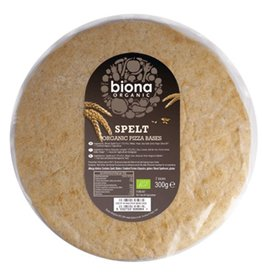 Biona Pizzabodems spelt