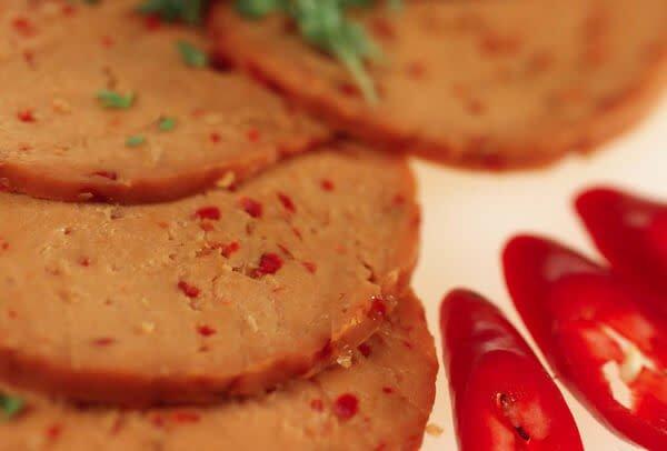 Wheaty Plakjes chorizo