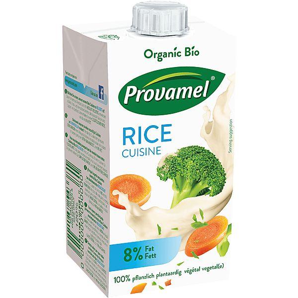 Provamel Kookroom rijst
