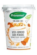 Provamel Soja yoghurt amandel ongezoet