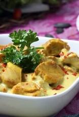 Wheaty Kebap Curry
