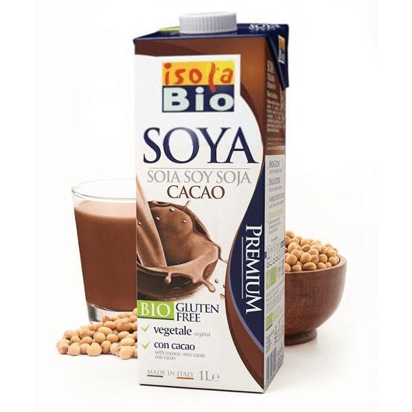 Isola Bio Soja chocolademelk