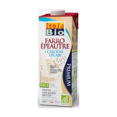 Isola Bio Speltmelk met calcium