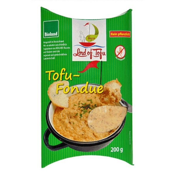 Lord of Tofu Tofu fondue