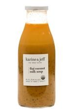 Karine & Jeff Thaise soep