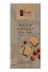 Ichoc White nougat crisp reep
