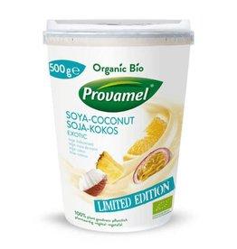 Provamel Soja yoghurt kokos exotic