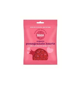 Biona Granaatappel hartjes