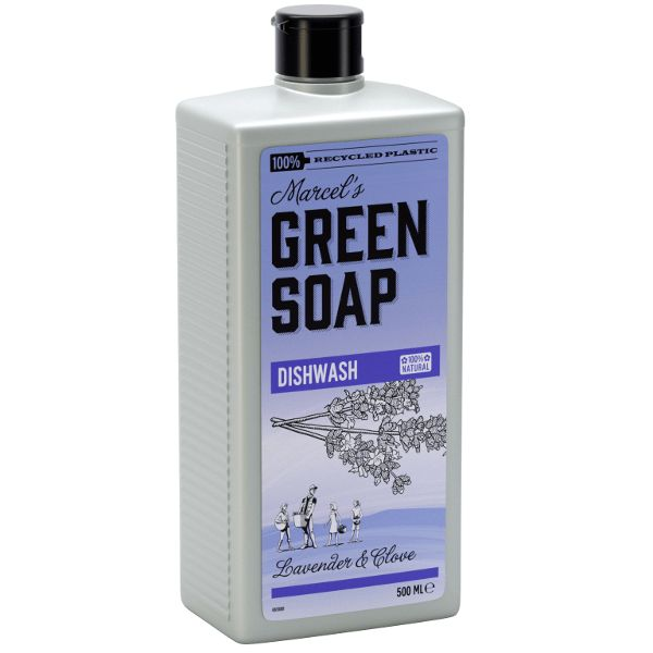 Marcel's Green Soap Afwasmiddel Lavendel & Kruidnagel