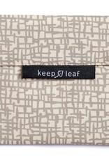 Keep leaf Boterhamzakje groot   Mesh