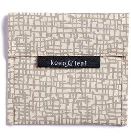 Keep leaf Boterhamzakje groot | Mesh