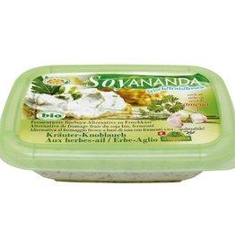 Soyananda Roomkaas kruiden-knoflook