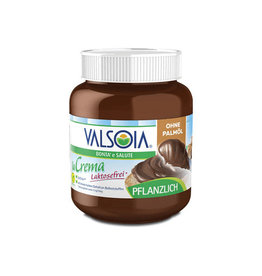 Valsoia Chocolade hazelnoot spread